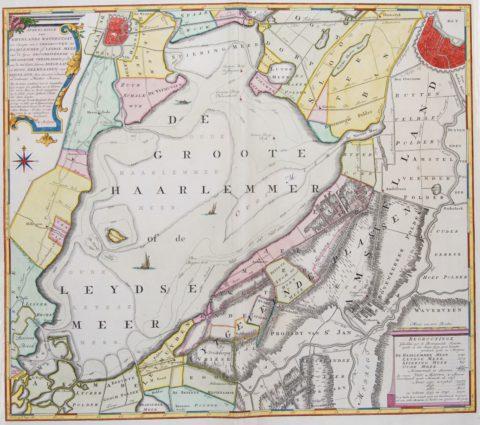 Haarlemmermeer – Melchior Bolstra, 1740