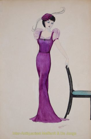Muller, Ruth – fashion