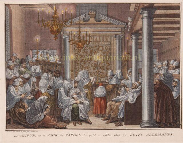 Jom Kipoer in de Hoogduitse Synagoge