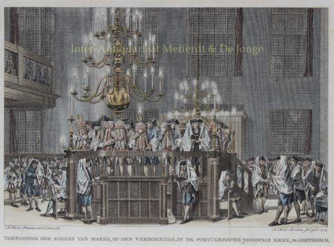 Jom Kipoer – Abraham Pietersz. Hulk naar Abraham Jacobsz. Hulk, 1783