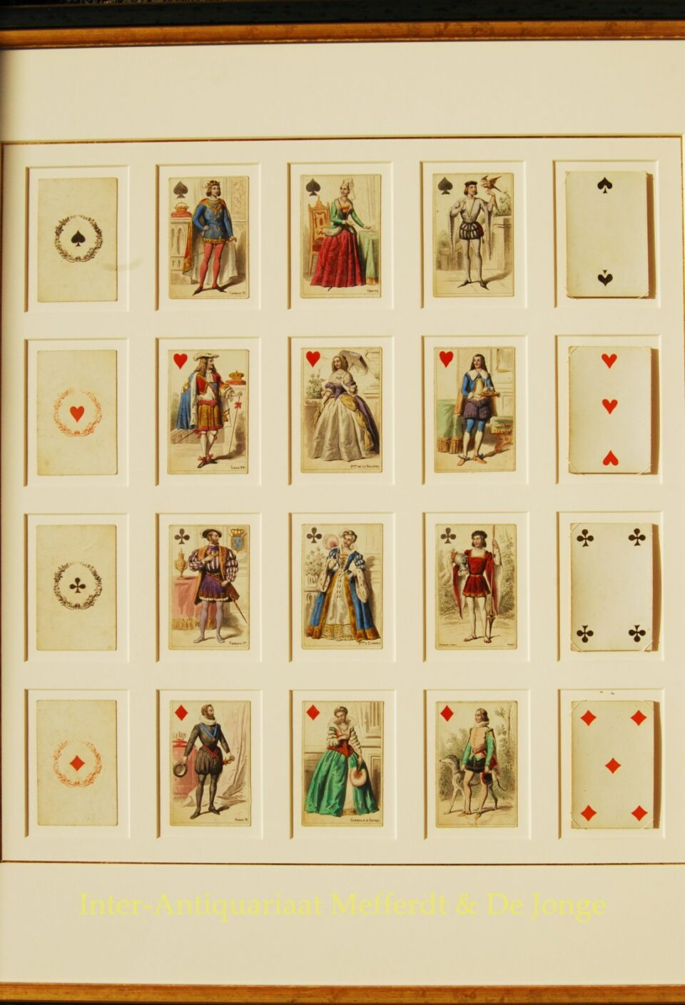 playing cards - Grimaud
