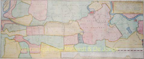 Land van Heusden – Bernard Jacob de Roij (Roy), 1758