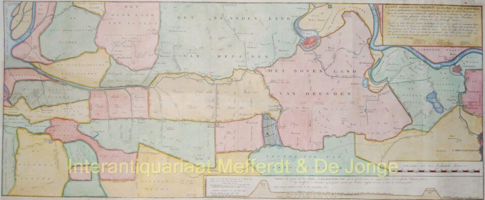 Land van Heusden - Bernard Jacob de Roij (Roy)