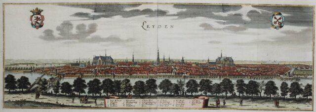 Leiden - Caspar Merian