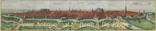 Leiden panorama - Christian Hagen