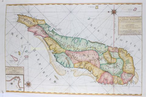 Madagascar – Pieter Mortier, c. 1700
