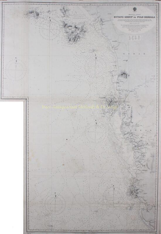Straat van Malakka – Admiral Wharton, 1896