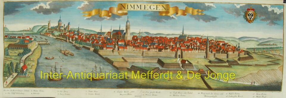 Profiel Nijmegen - naar Werner