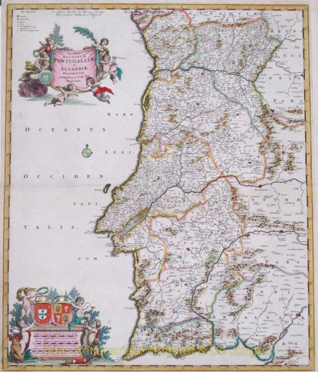 Portugal - Frederick de Wit