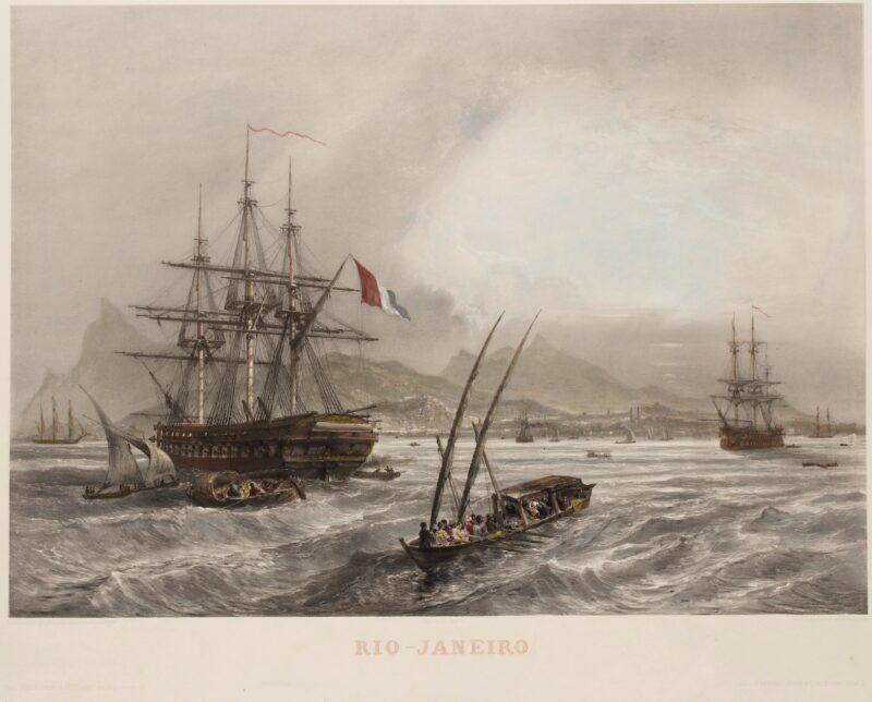Rio de Janeiro – Sabatier, ca. 1850
