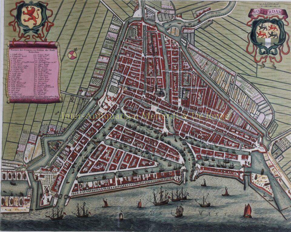 Rotterdam - Frederick de Wit