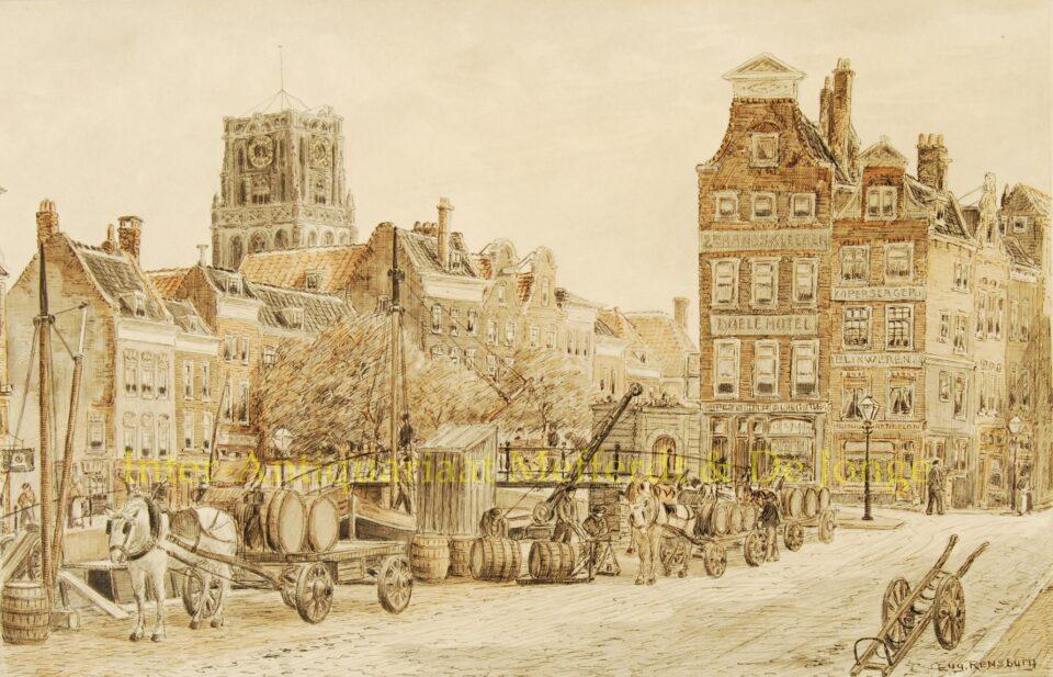 Wezenbrug Rotterdam - Eugène Rensburg