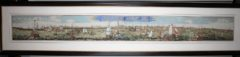 Rotterdam, panorama (lijst) – De Vou, 1778
