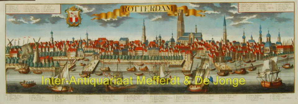 Rotterdam panorama - naar Werner