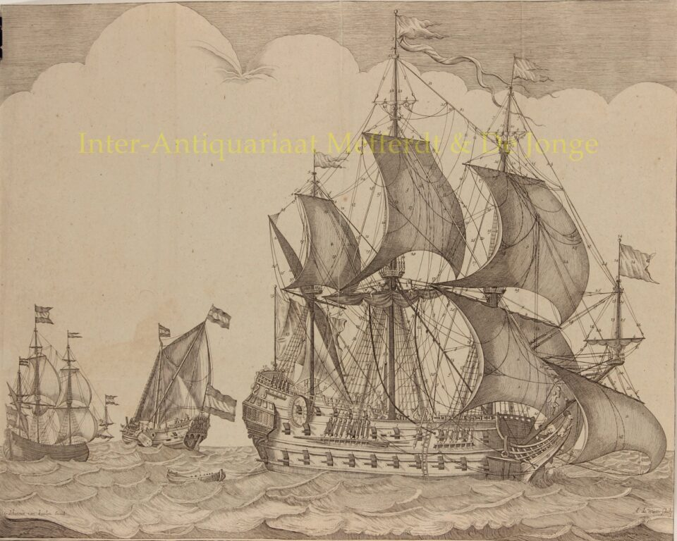 Oost-Indië vaarder - Johannes van Keulen I