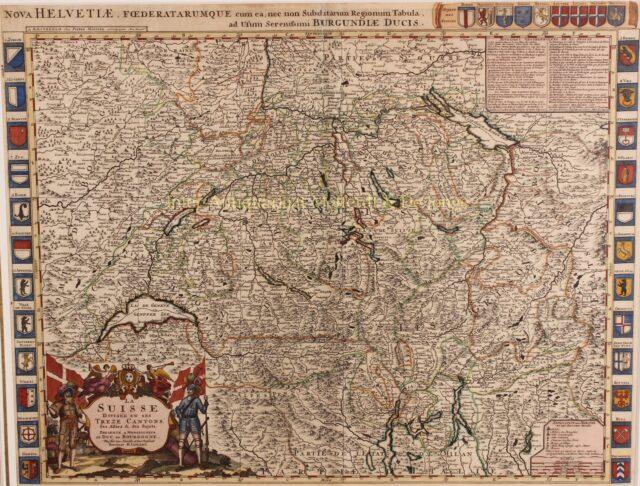 17th century Switserland