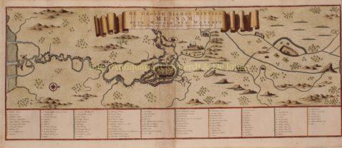 Thailand, Menam – François Valentijn, 1724-1726