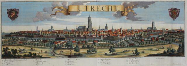 Utrecht - Johann Friedrich Probst