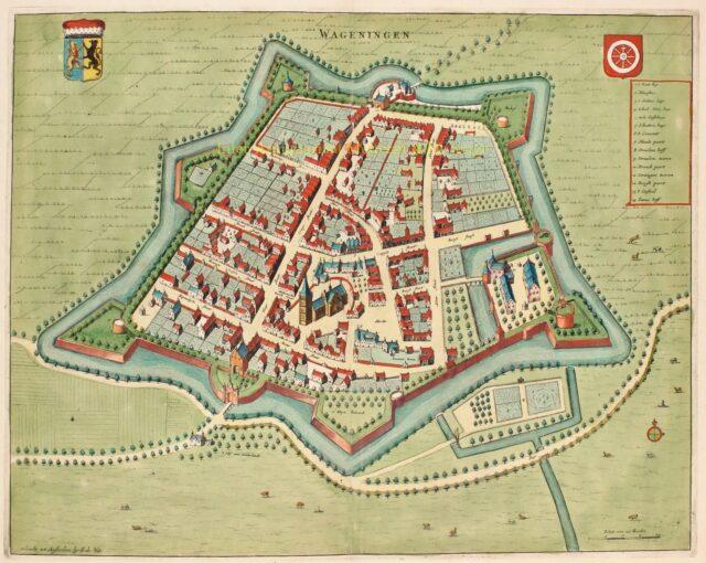 Wageningen - Frederick de Wit