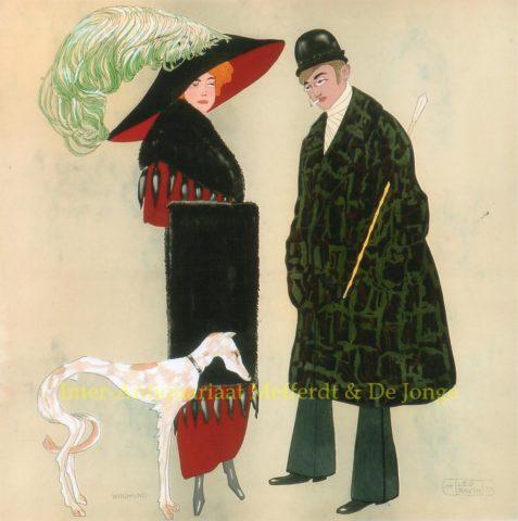 Jugendstil – Leo Rauth, 1911