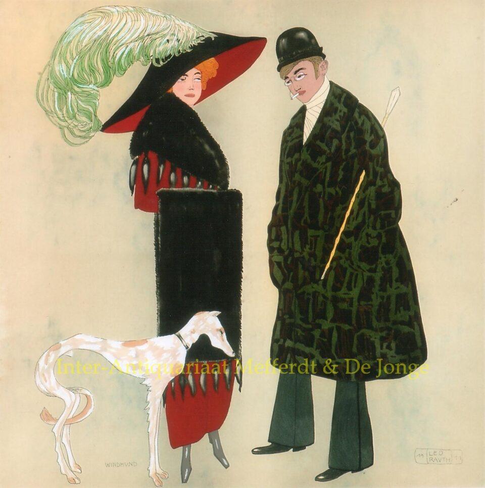 Jugendstil - Leo Rauth