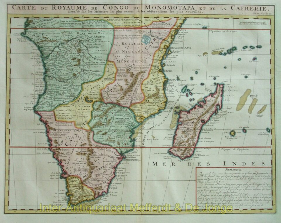 Southern Africa - Chatelain
