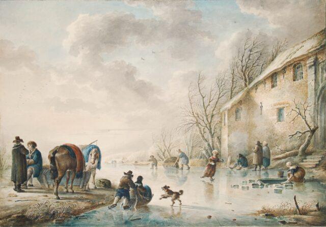 IJsgezicht - 19de eeuw